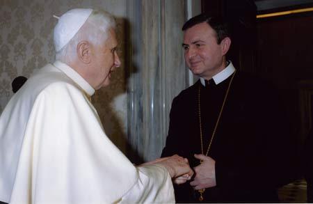 В УГКЦ новий єпископ